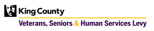 King County Vets, Seniors and Human Services Levy logo